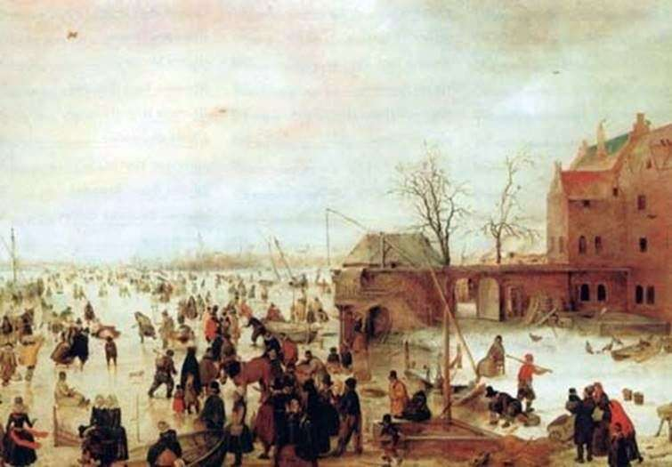 Winter Fun   Hendrick Averkamp