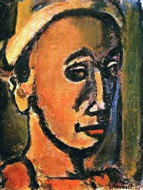 The Dreamer   Georges Rouault