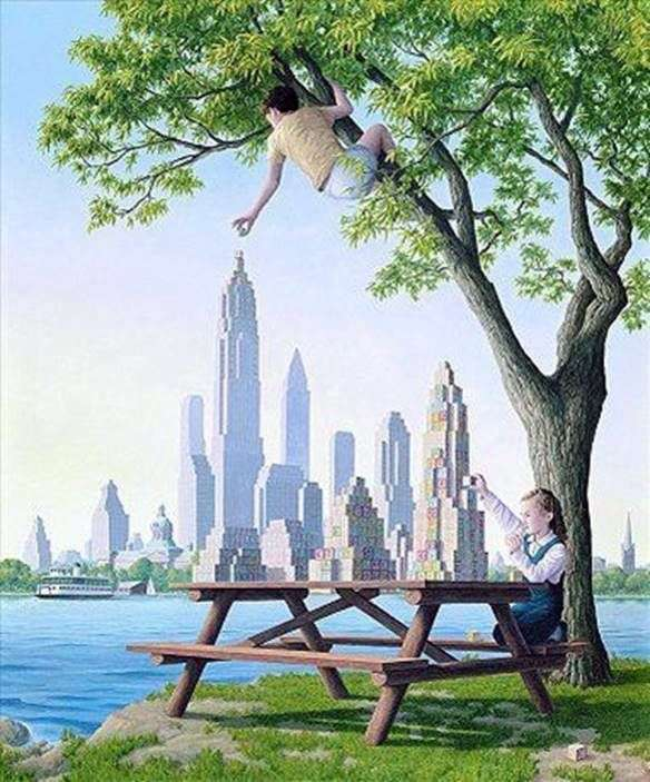 Architekt   Rob Gonsalves