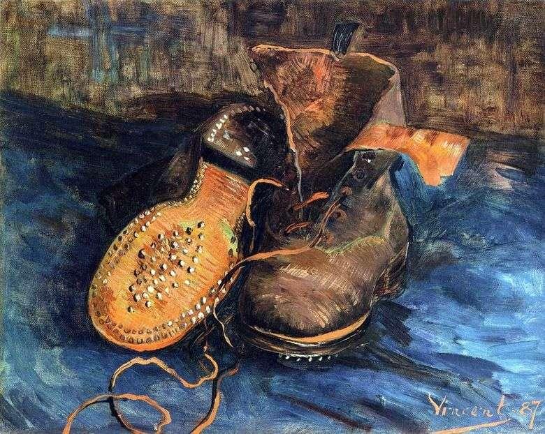 Buty Buty Vincent Van Gogh Van Gogh Vincent