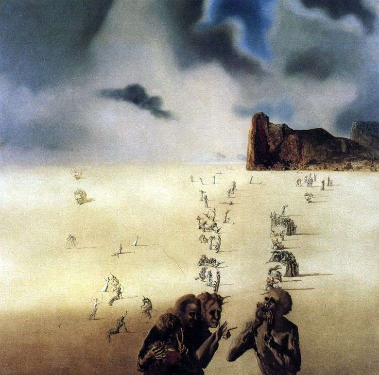 Prospects   Salvador Dali