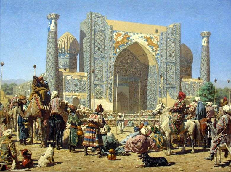 Triumf   Wasilij Vereshchagin