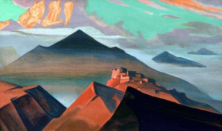 Hip Mountain   Nicholas Roerich