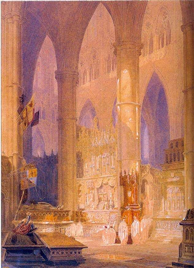 Cana Cathedral   William Turner