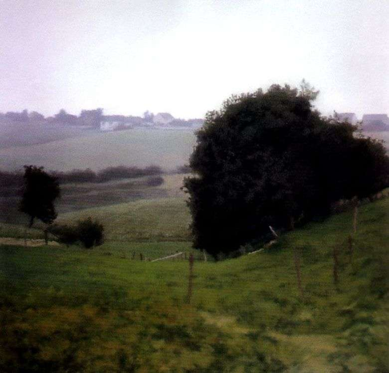 Country Meadows   Gerhard Richter